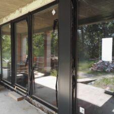 hliníková kapotáž okien