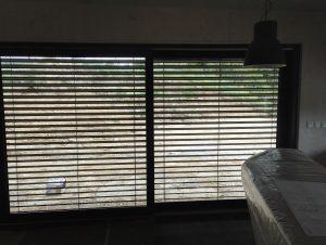 Zakryté plastové okná