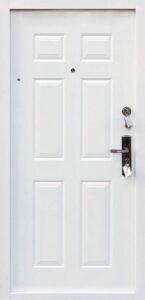 dvere biele do bytu