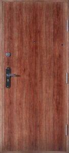 Dvere do bytu svetlý dub